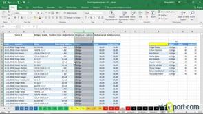 Excel Uygulama Soruları-22. soru ve çözümü