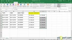 Excel'de özel çarp ile değerleri ve hesaplamaları otomatik olarak yapmak