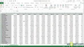 Excel'de tablolarınızda sadece sabit değerleri bulmak