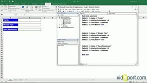 Excel Objeleri-Cells Objesi