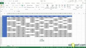 Excel'de Eskalasyon nasıl hesaplanır?