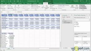 Al ve Dönüştür - Power Query ile yataydaki verileri dikeye alma ve raporlama