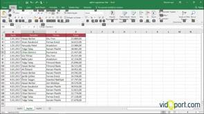 Excel'de Kenarlık eklemek ve kaldırmak için kullanılan kısayollar