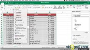 Excel'de Kenarlıkları kaldırma yöntemleri- 3 Farklı yöntem