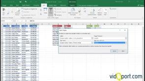 Excel'de Tablo ilişkileri ile, 3 farklı tablodan Özet Tablo Oluşturma