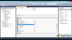 SQL Server Tablo oluşturma
