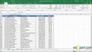 Satış Temsilcilerinin Çeyreklik Satışlarını bulmak ve grafikleştirmek