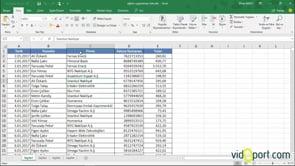 Özet Tablo ve Koşullu Biçimlendirme İle Satışları Veri Çubukları ile göstermek