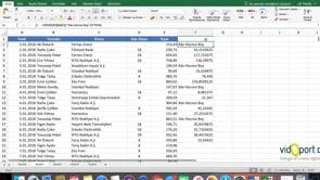 Excel'de Eğer ve Eboşsa işlevlerini kullanarak işlem yapmak