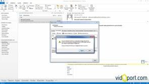 Outlook veri dosyası ayarları nasıl yapılır.