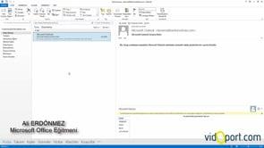 Outlook Kişilerini kullanmak
