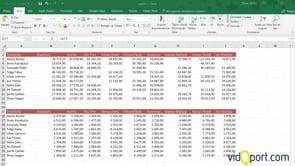 Excel'de İndis, Kaçınıcı, Mak ile en yüksek fiyat teklifi bulmak