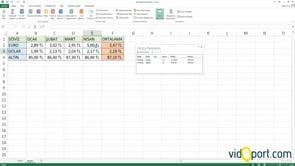 Excel'de Formülleri Denetlemek