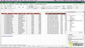 Excel Sırala İşlevinin Kullanımı