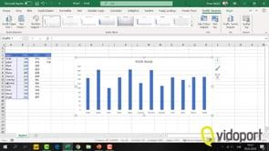 Excel Satış Grafiklerini PowerPoint'de Tetikleyiciler ile kullanmak