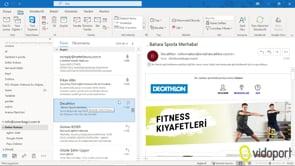 Microsoft Outlook 2016-2019 & Office 365 ortamlarını tanımak