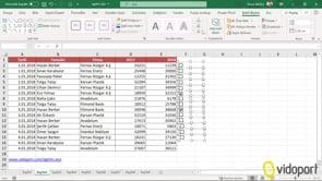Onay Kutularına bağlı olarak verileri ayrı sayfaya yazdırmak