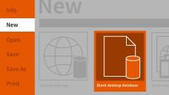 Microsoft Access Kullanmayı Öğrenmek
