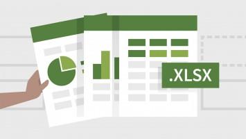 [ENG]-Excel'i Öğrenme Başlamak (Temel & Orta Düzey Excel)